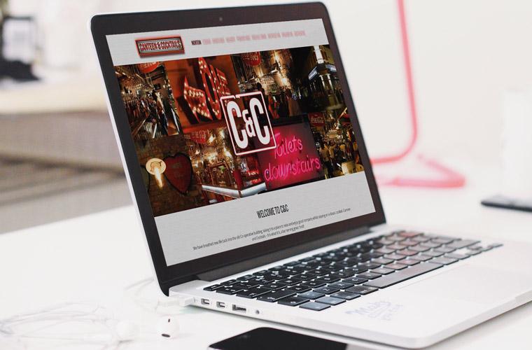 Restaurant & Hospitality Website Design